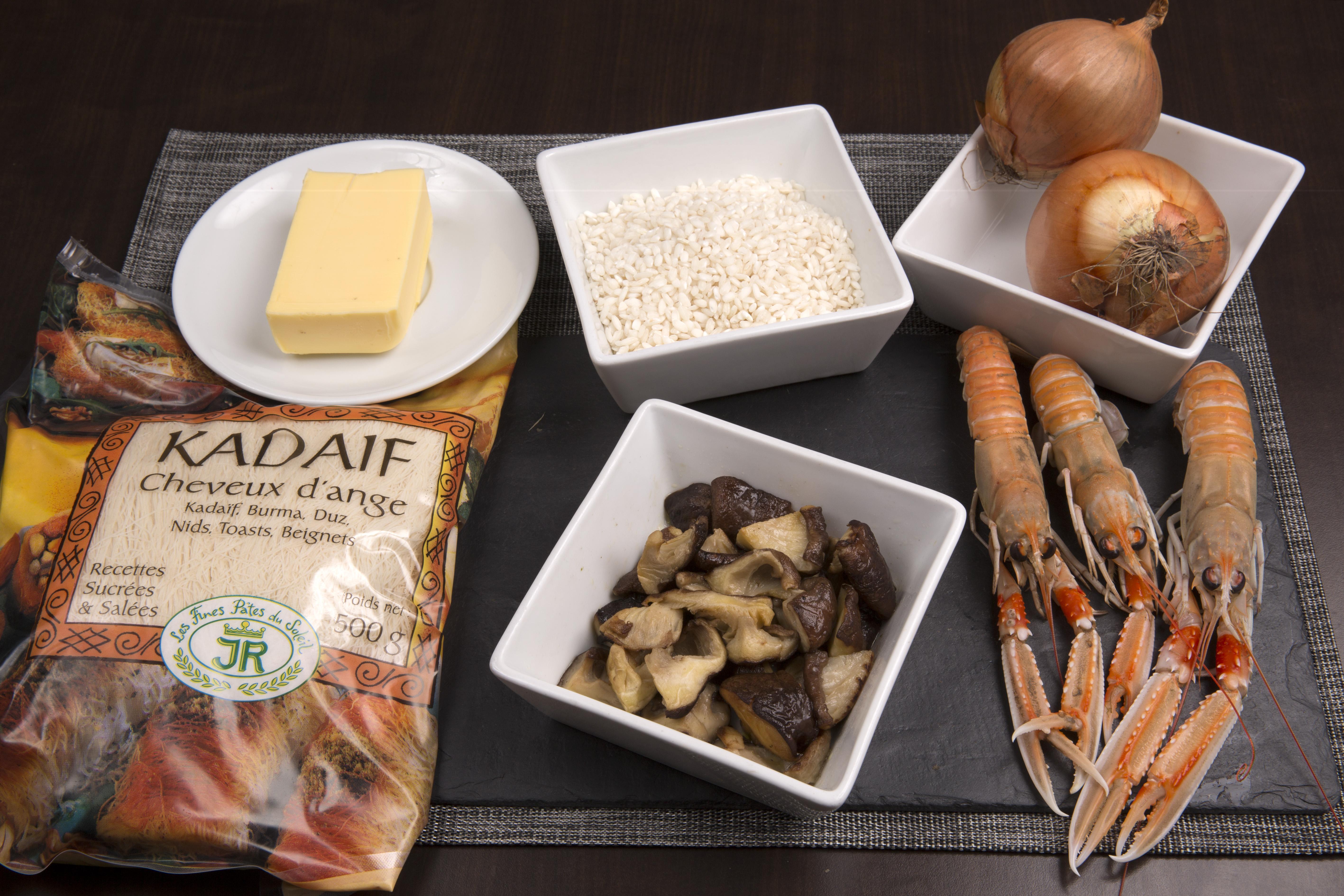 La recette du chef fran ois thorel du restaurant le ty mad for Restaurant au croisic